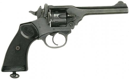Револьвер Веблей