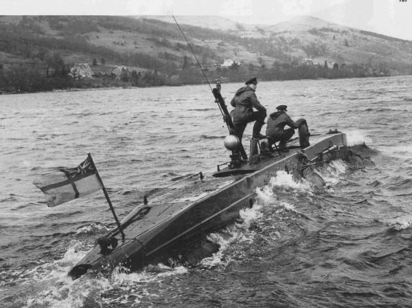 Подводные лодки типа «Экс» (X)