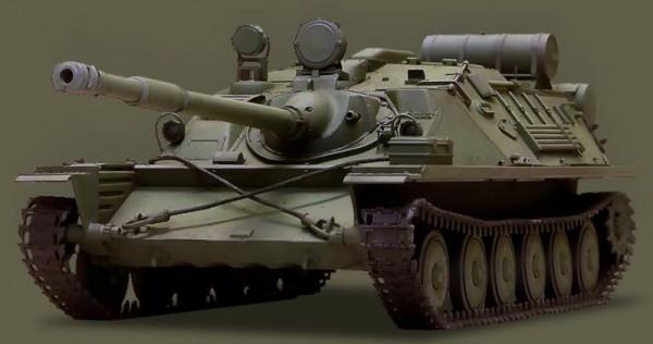 Самоходная установка СУ-85 («Объект 573»)