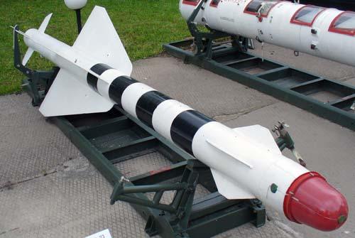 Авиационная ракета Р-23