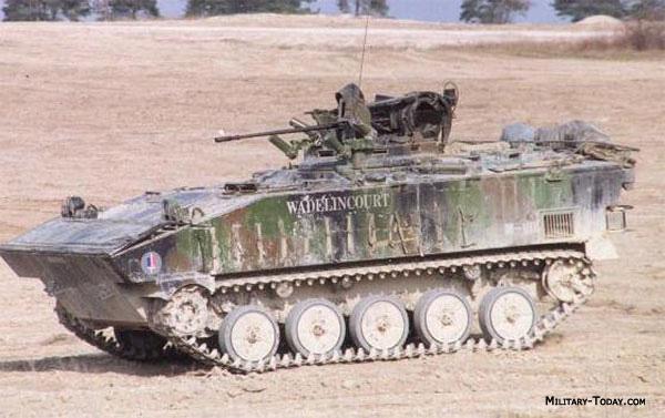 БМП AMX10P