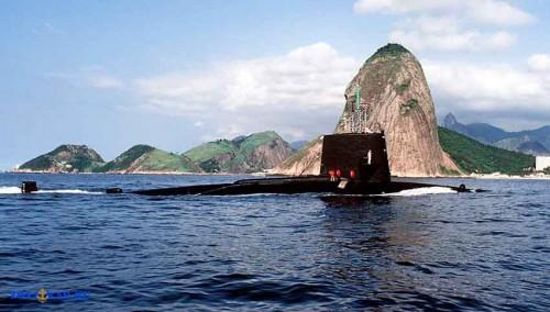 Подводные лодки типа «Стерджен»