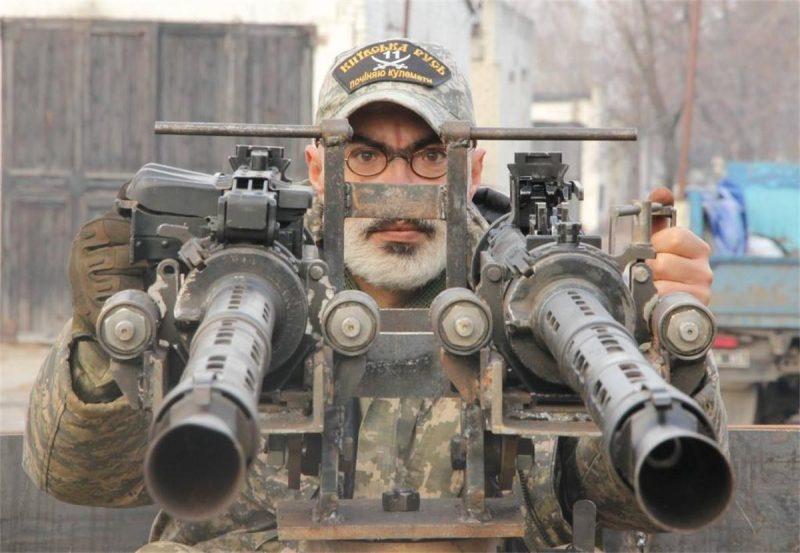 Крупнокалиберный пулемет Владимирова танковый (КПВТ)