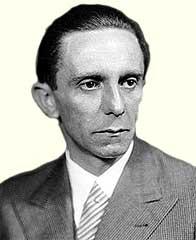Йозеф Геббельс - Главный пропагандист третьего рейха