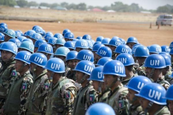 Миротворческие миссии ООН