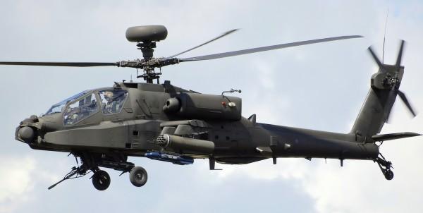 Вертолет боинг АН-64 «АПАЧ»