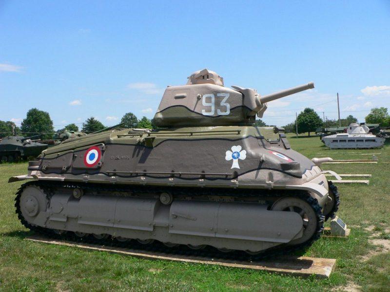 Танк SOMUA S35