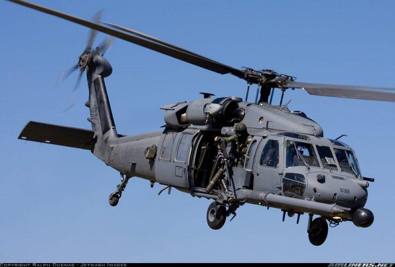 Вертолет Сикорский HH-60G «Пэйв Хок»
