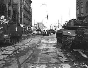 Берлинский кризис 1961 года