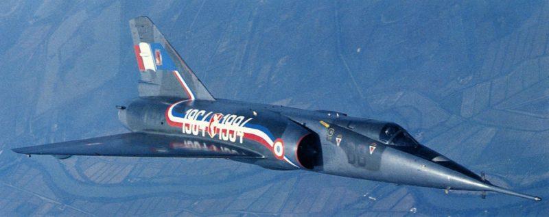 Самолет «Мираж» IV