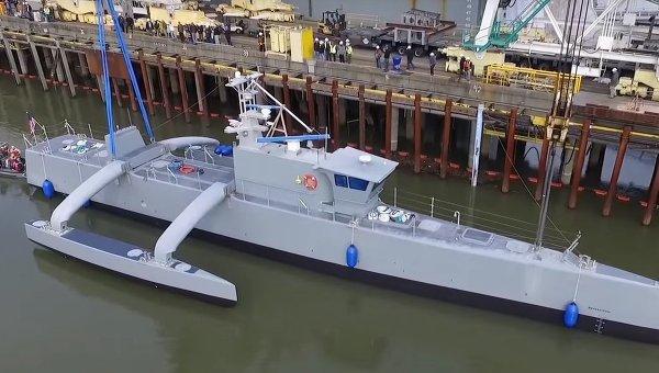Беспилотный корабль «Морской охотник»