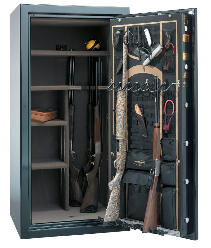 Как выбрать сейф для оружия в специализированном магазине