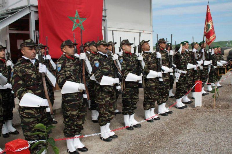 Вооруженные силы Марокко