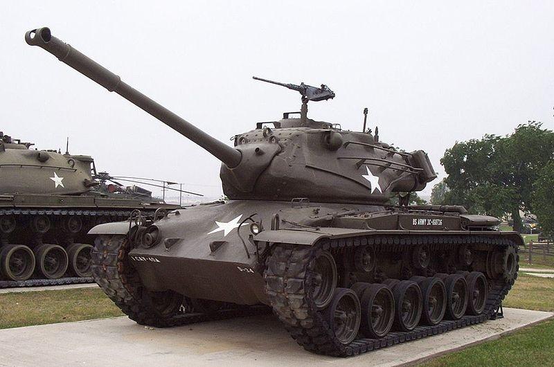 Средний танк M47