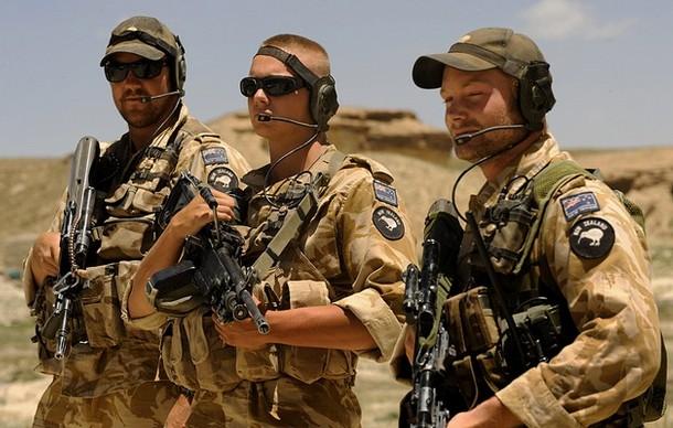 Вооруженные силы Новой Зеландии