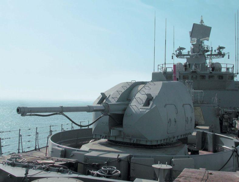 Корабельная артиллерия