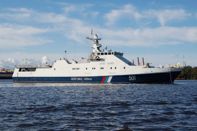 Корабли проекта 22460