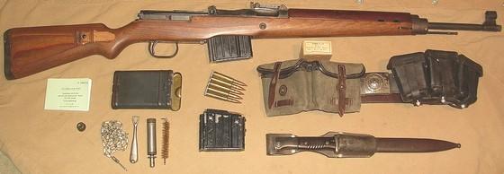 Самозарядная винтовка G.43