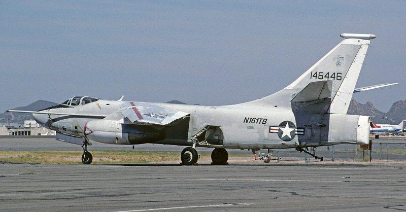 """Самолет Дуглас А-3 """"Скайуорриор"""""""