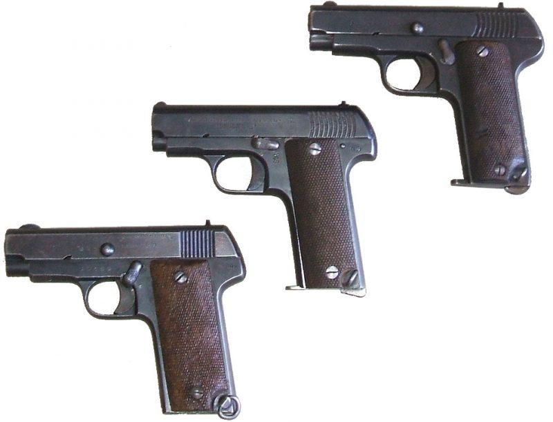 """Пистолеты """"Виктория"""" и """"Руби"""""""