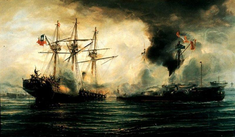 Вторая тихоокеанская война