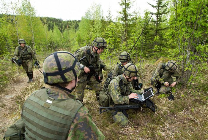 Вооруженные силы Финляндии
