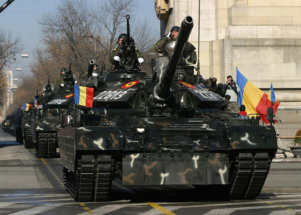 120909001_Romanian_army