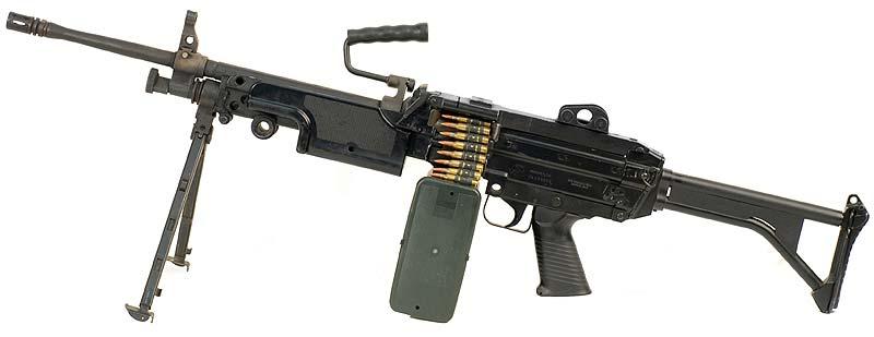 """Пулеметы """"FN"""""""