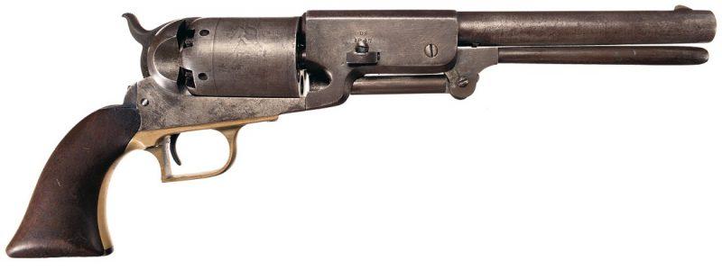 """Револьвер """"Кольт"""""""