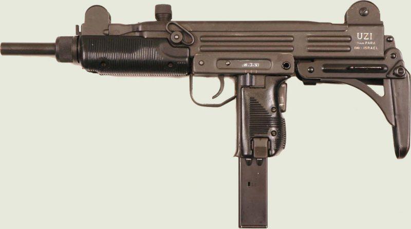 """Пистолет-пулемет """"Узи"""""""