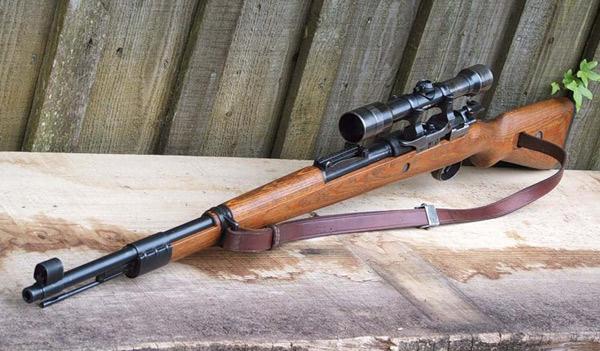 "Винтовка ""Mauser 98"""