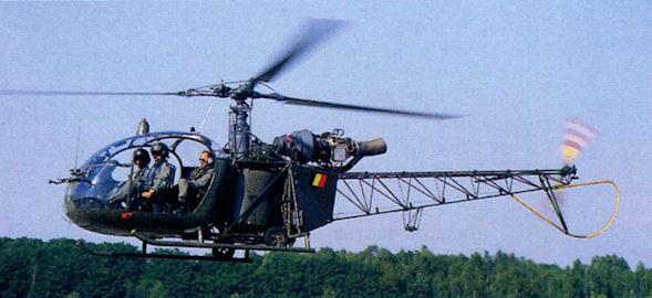 "Вертолет ""Алуэтт"" 2"