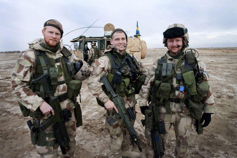 Сухопутные войска Швеции