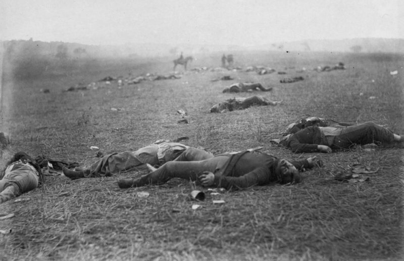 US-civil-war-gettysburg-aftermath
