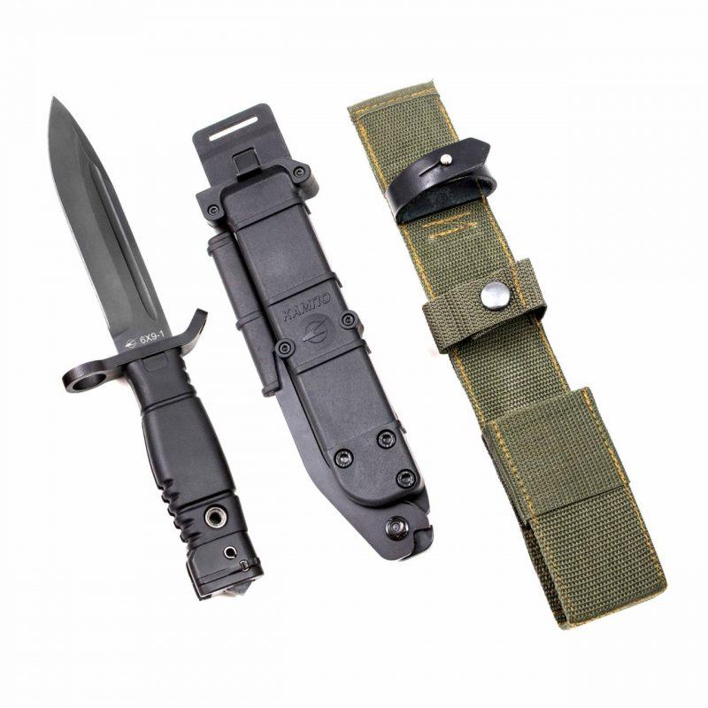 Штык-нож 6X9-1 (ШН-2) к автомату АК-12