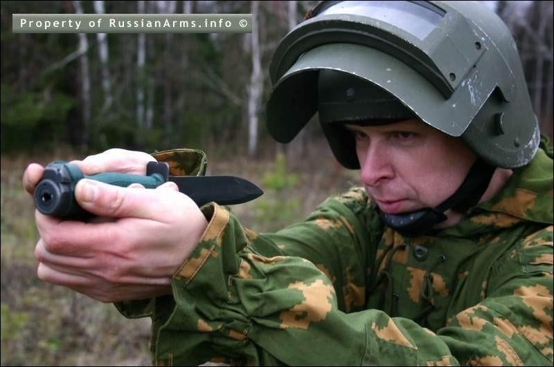 Специальные ножи разведчика НРС и НРС-2