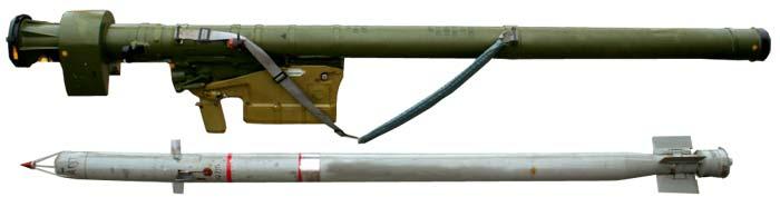 """Переносные зенитные ракетные комплексы """"Игла-1"""" (9К10) и """"Игла"""" (9К38)"""
