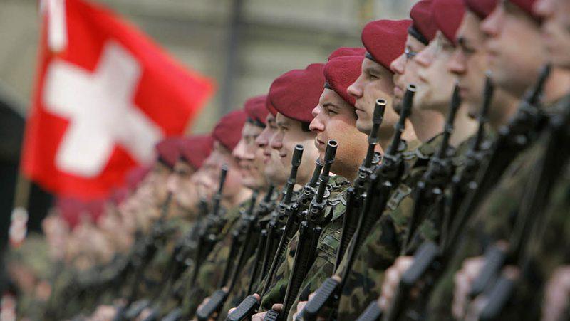 Вооруженные силы Швейцарии