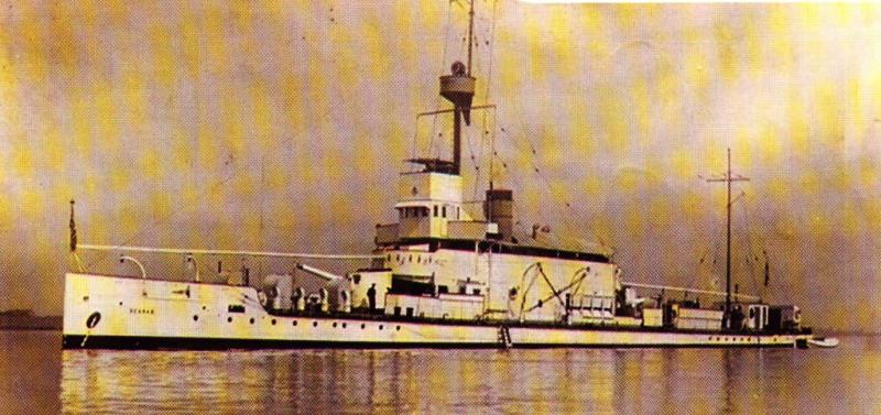 "Канонерские лодки типа ""Эфис"""