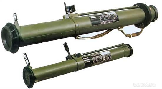 "Гранатомет РПГ-27 ""Таволга"" (6Г22)"