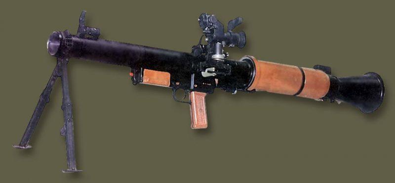 Гранатомет РПГ-16