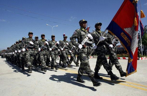 Вооруженные силы Камбоджи