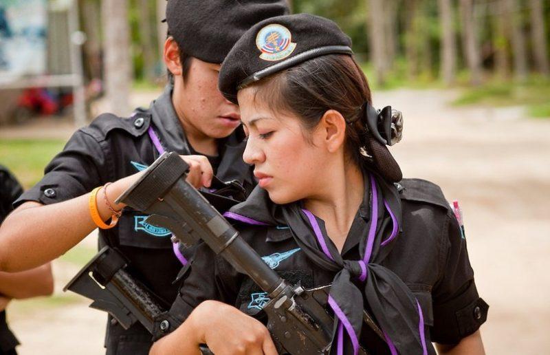 Королевская армия Таиланда