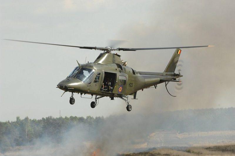 Вертолет АГУСТА А-109
