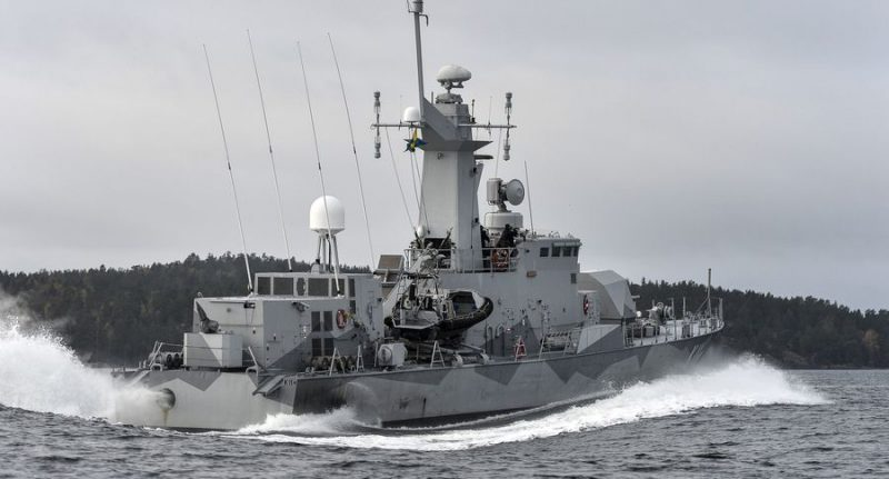 Военно-морские силы Швеции