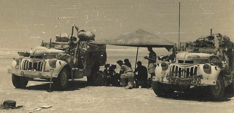 Подготовленные транспортные средства