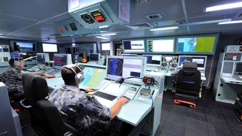Корабельная системы управления огнем 9LV