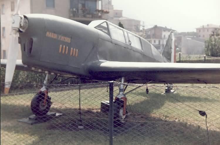 Самолет НАРДИ FN-305/315/316