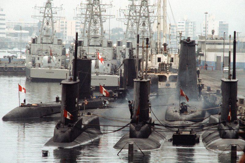 Военно-Морские силы Перу