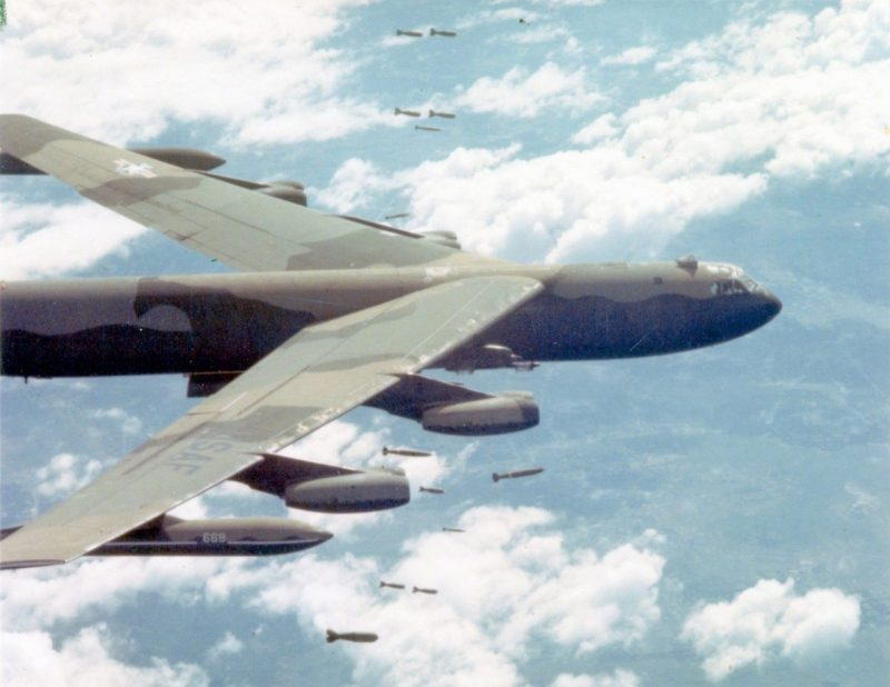 Авиация РЭБ во Вьетнаме